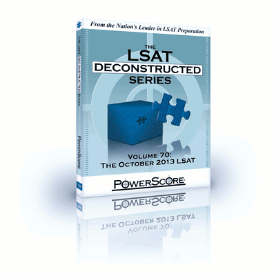 The LSAT Deconstructed Series 