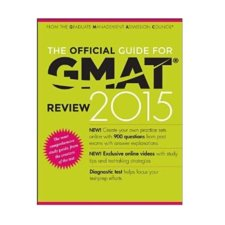 The Official Guide for GMAT® Review 2015
