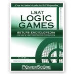 The LSAT Logic Games Setups Encyclopedia: Volume 2