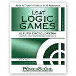 The LSAT Logic Games Setups Encyclopedia: Volume 1