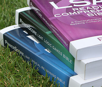 View our LSAT prep books
