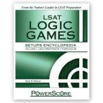 The LSAT Logic Games Setups Encyclopedia: Volume 1